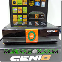 GENIO 1010 HD IPTV