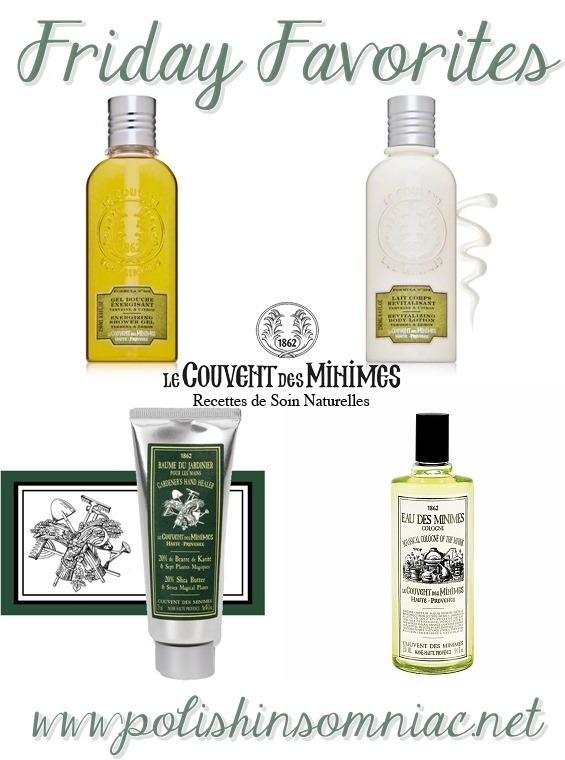 Friday Favorites from Le Couvent des Minimes