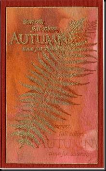 autumn scrapling