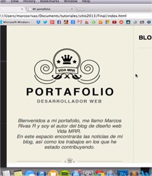 Doble tutorial del curso de jQuery para hacer sitios web dinámicos