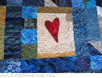 'heart quilted :: hjerte m quilting' photo (c) 2008, Merete Veian - license: http://creativecommons.org/licenses/by-sa/2.0/