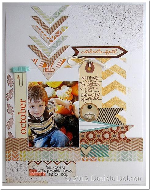Celebrate fall by Daniela Dobson