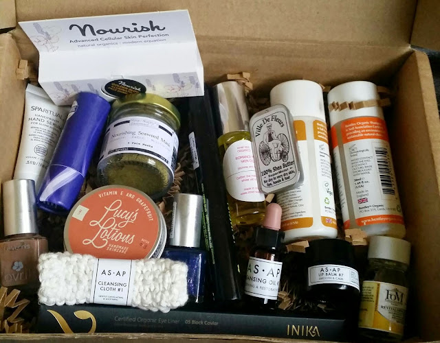 Souksouk Pamper Boutique Box