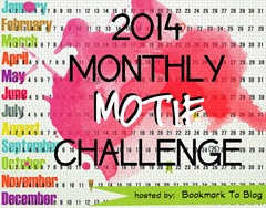 2014 Monthly Motif Reading Challenge