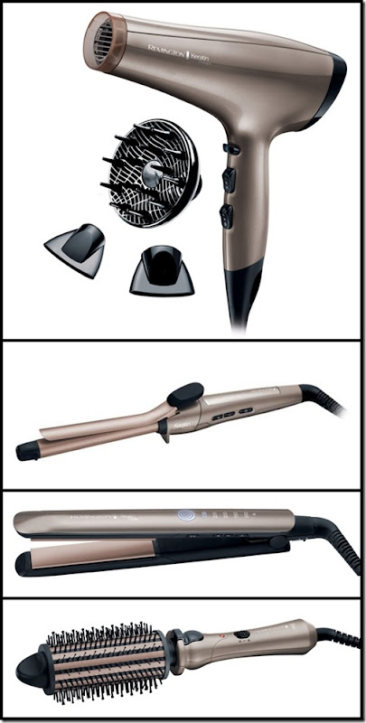 remington Keratin therapy