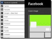Creare copertine per tutti i social network con Social Media Image Maker