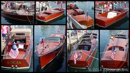 Antique Wooden Boat Show
