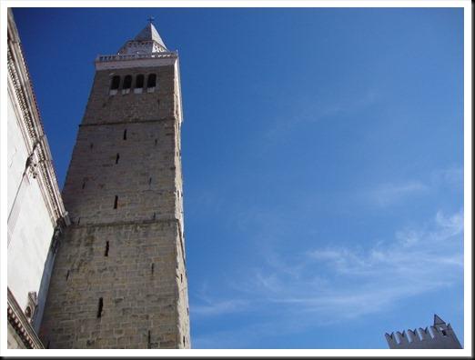 zvonik v Kopru