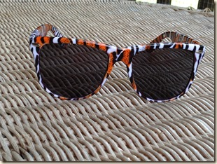 AU sunglasses