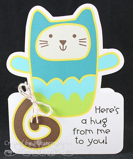 Cat Hug LD