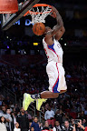 wearing brons nba lebron10 volt eric bledsoe 02 Wearing Brons: Eric Bledsoe Takes Flight in Volt LeBron Xs