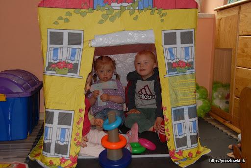 Zabawa w domku