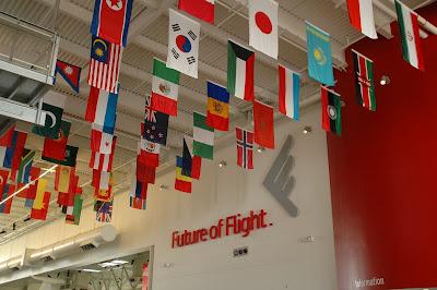 Future of Flight 入口部分