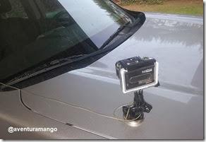 Montagem magnética GoPro 2