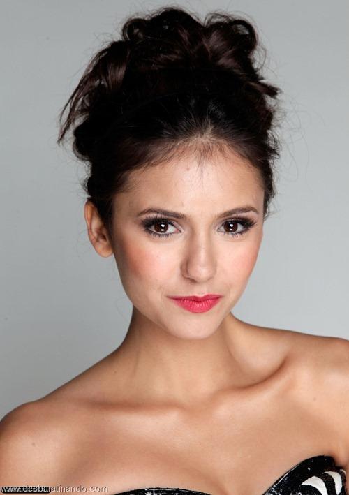 nina dobrev linda sensua sexy sedutora fotos Vampire Diaries desbaratinando (63)