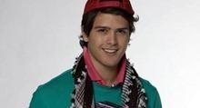 """Andrés Mercado protagonista jovén de la telenovela """"El aroma de tu amor"""""""