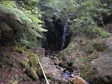 Curug Putri waterfall, Pulosari (Daniel Quinn, May 2010)