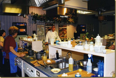 1999 Disney Institute Studio D - Culinary