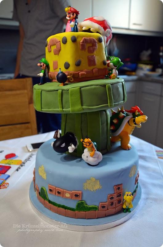 Geburtstagstorte (06) Chrissy von Isabelle