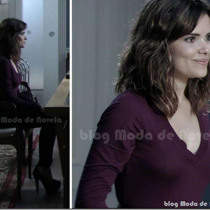 Looks do dia 24 de maio na novela Amor à Vida