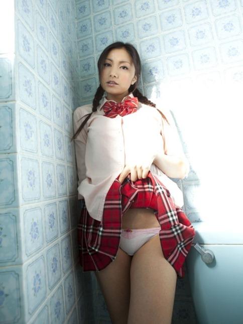 японские девушки фото трусы