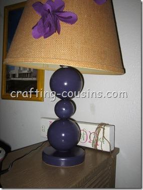 Purple Lamp (2)