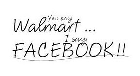Wal-Mart and Facebook