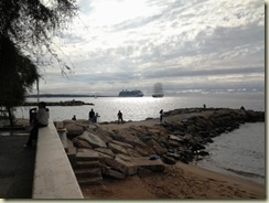 20121023 Beach at Cannes (Small)