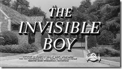 The Invisible Boy Title