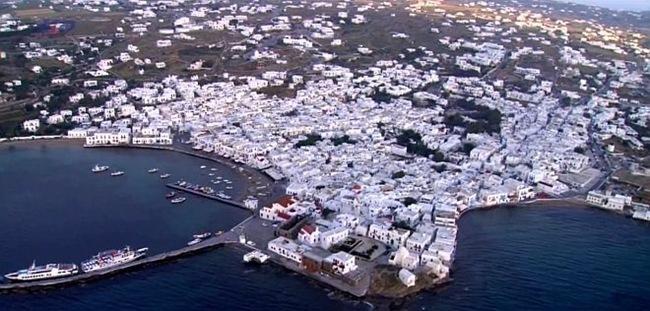 Η Ελλάδα από ψηλά. Ένα video σπάνιας ομορφιάς
