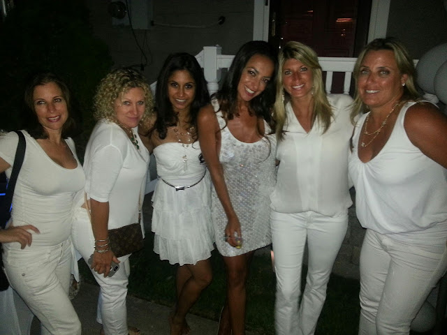 White hot friends