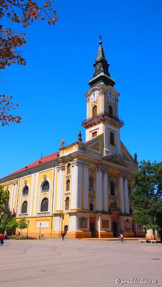 Catedrala catolica,Kecskemet