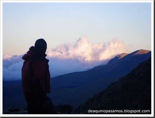 Picon de Jerez 3090m, Puntal de Juntillas y Cerro Pelao 3181m (Sierra Nevada) (Isra) 2733