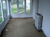 Our sunroom before demolition