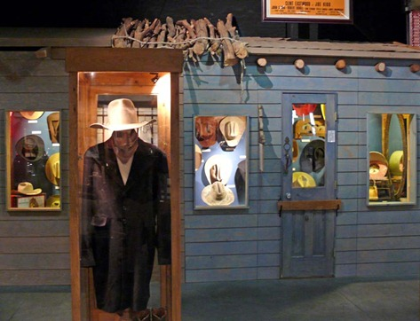 Shootist Coat and Hat Hall of Fame