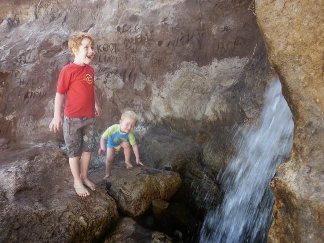 ebe - a waterfall
