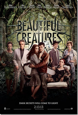 Beautiful Creatures - Aria (e pollo) Fritta