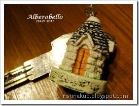 【Italy♦義大利】Alberobello 阿爾貝羅貝洛 - 住宿推薦: Trulli Holiday