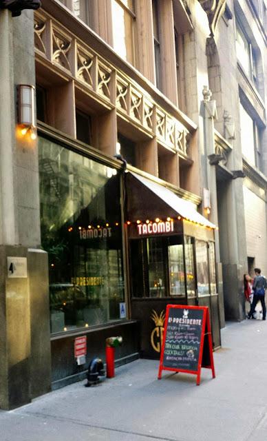 Cafe El Presidente Mexican restaurant