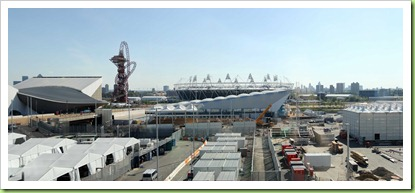 Olympic Stadium Panorama