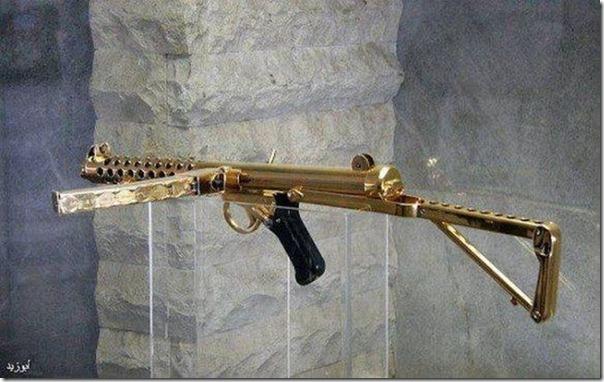 Armas de Ouro de Saddam Hussein (16)