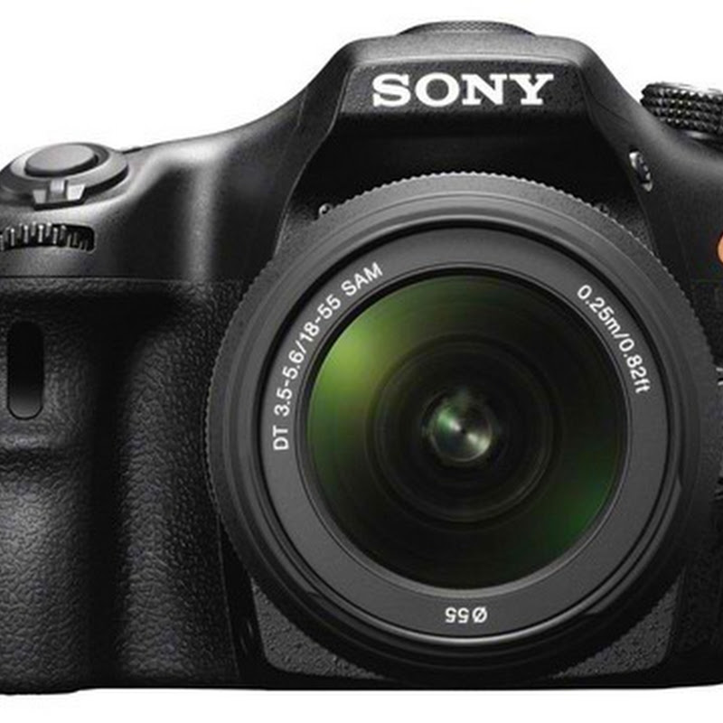 Sony launches new entry-level SLR