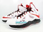 nike lebron 10 gr miami heat home 2 09 Release Reminder: Nike LeBron X MIAMI HEAT Home