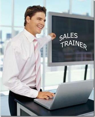 sales trainer