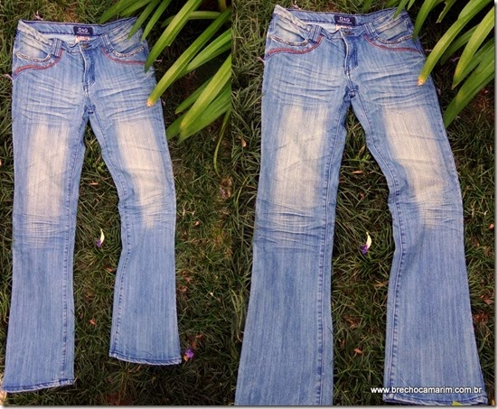 jeans dolcegabbana brechocamarim