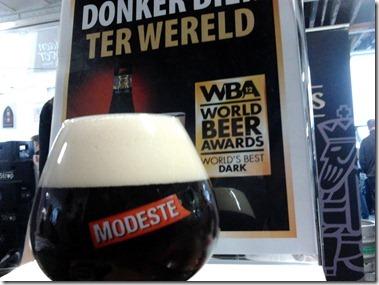 Donker bier ter wereld