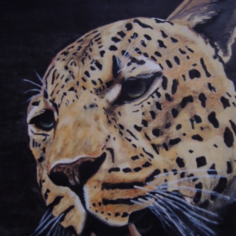 8 Beautiful Wildlife Paintings from Featured Artists