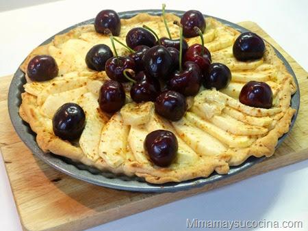 Receta Tarta Manzana