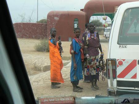 Vanzatoare Kenya