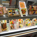 meals for on the shinkansen in Nagoya, Aiti (Aichi) , Japan